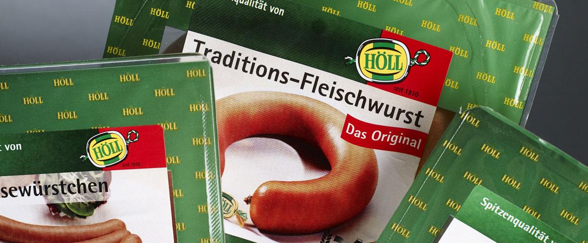 Produktbeispiel Lebensmittel-Etiketten